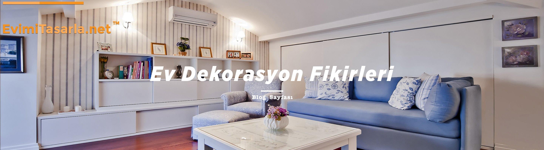 Ev dekorasyon fikirleri blog sayfas for 2 1 salon dekorasyonu