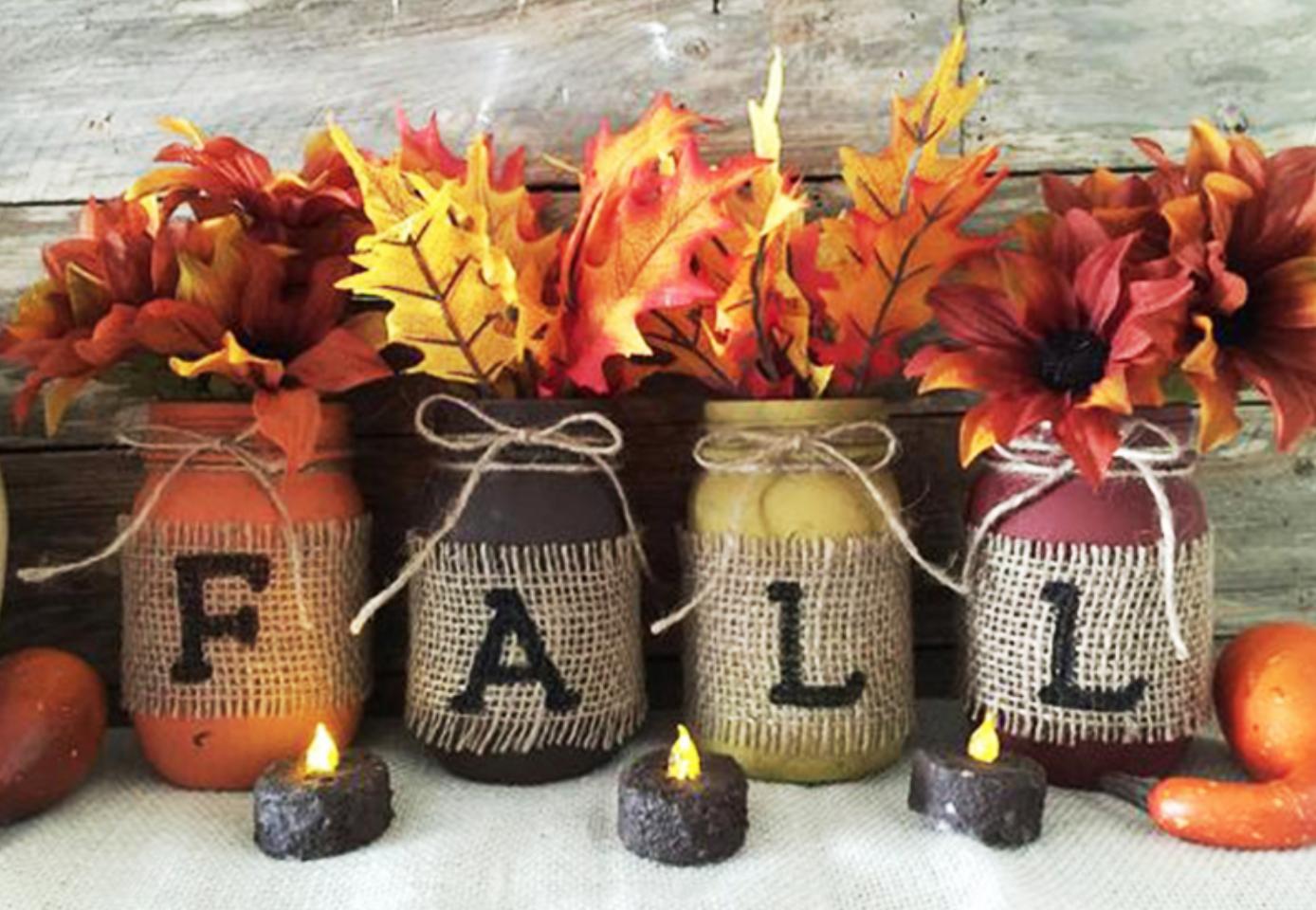 Evinizi sonbahara hazırlayacak dekorasyon önerileri