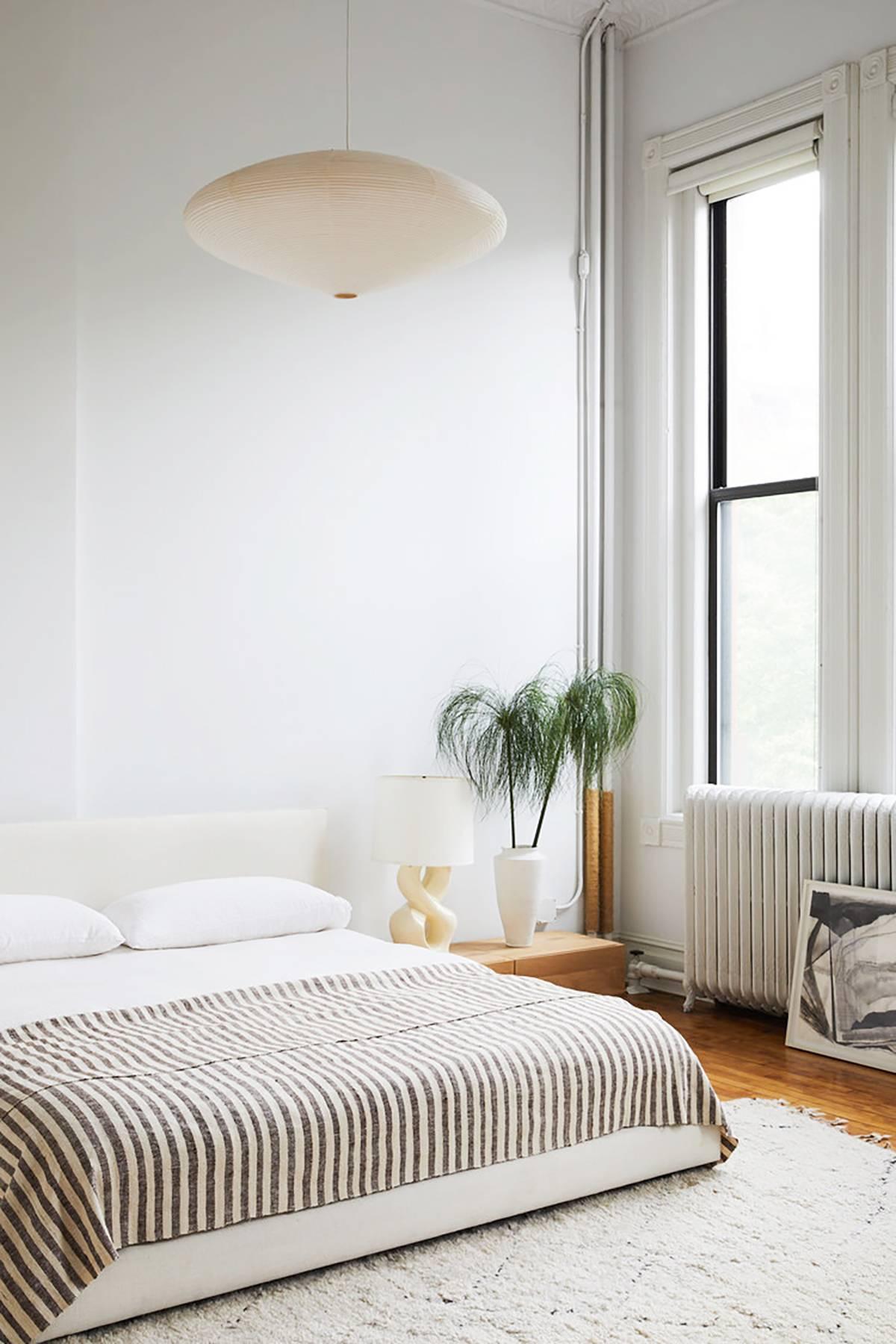 Küçük yatak odaları nasıl daha büyük ve ferah ...